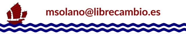 Librecambio mail